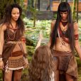 Nouvelles images du film Twilight - chapitre 5 : Révélation (2ème partie), avec Renesmée qui salue les Amazones