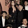 Monica Bellucci, Bianca Balti et Bianca Brandolini d'Adda dans la campagne Automne/Hiver 2012 Dolce & Gabbana