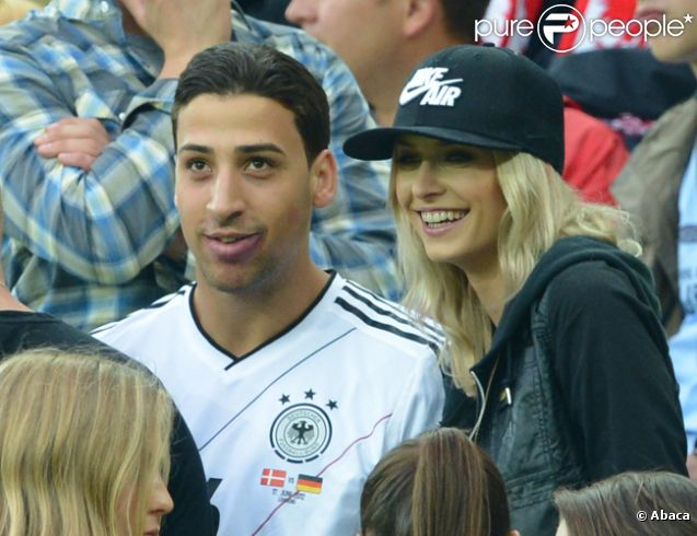 Lena Gercke couple