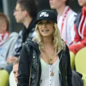 Euro 2012 :Lena Gercke priée de s'habiller pour supporter son chéri Sami Khedira