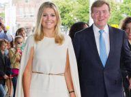Princesse Maxima : Une fée lumineuse en festival avec son mari