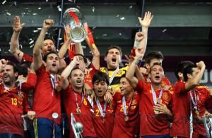 Euro 2012 : L'Espagne championne d'Europe, les larmes de Mario Balotelli