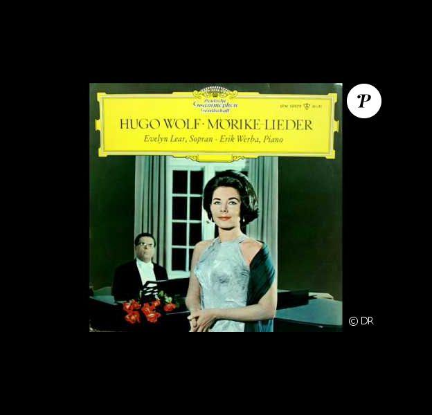 La soprano américaine Evelyn Lear est décédée le 1er juillet 2012 à 86 ans