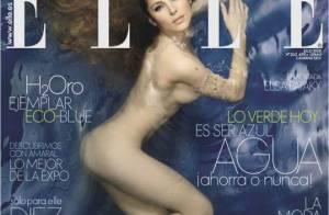 PHOTOS : Elsa Pataky et Monica Cruz totalement nues dans Elle !