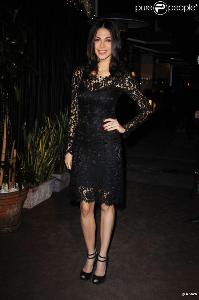 Josie Maran en février 2011 à Los Angeles