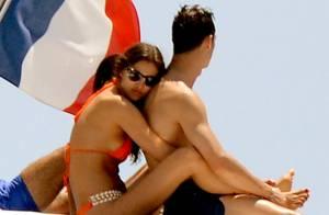 Cristiano Ronaldo : Vacances avec sa belle sirène Irina Shayk et son fils