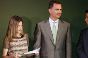 Princesse Letizia : Studieuse assistante de Felipe pour la Fondation Iberdrola