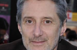 Antoine de Caunes, président du 14e Festival de la fiction de la Rochelle