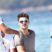 Zac Efron: Le playboy méconnaissable se détend à Saint-Tropez avant d'exploser !