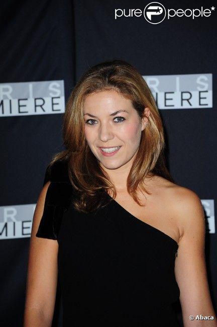 Claire Barsacq en septembre 2011 à Paris.