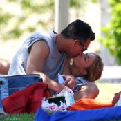 LeAnn Rimes embrasse passionnément son Eddie Cibrian devant ses fils