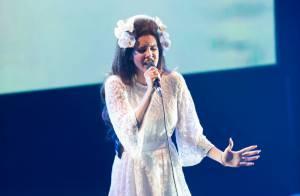 Lana Del Rey : Sirène délicate et héroïne du Montreux Jazz Festival