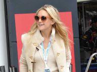 Kate Hudson et Matthew Bellamy : Sortie F1 en famille, mais chacun de son côté