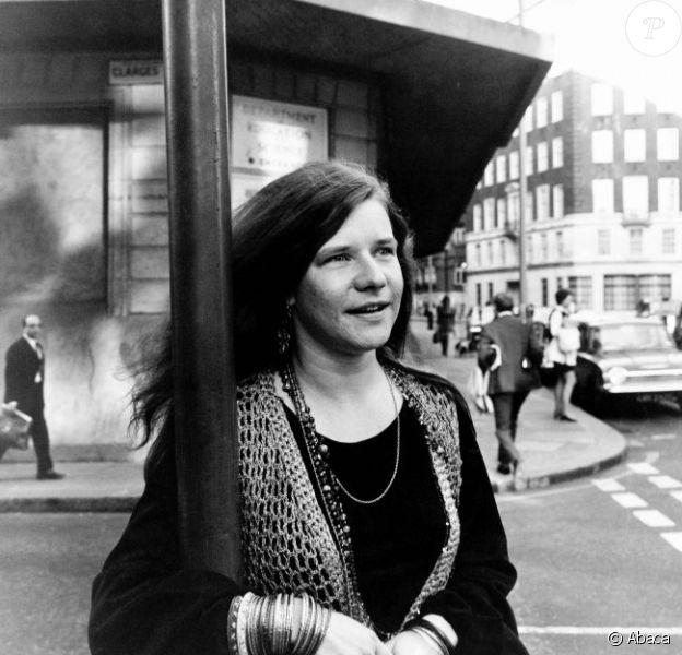 Janis Joplin à Londres en 1969