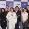 Evelyne Bouix, Michel Leeb, Evelyne Bouix,Véronique Genest,Jean-Pierre Foucault, Pierre Arditi,Alexia Laroche-Joubert,Sandrine Quetier