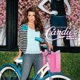 Lea Michele pour Candie's automne 2012.