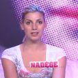 Nadège dans la quotidienne de Secret Story 6 le jeudi 12 juillet 2012 sur TF1