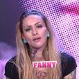 Fanny dans la quotidienne de Secret Story 6 le jeudi 12 juillet 2012 sur TF1