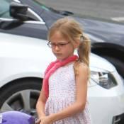 Jennifer Garner gâte l'adorable Violet, qui adore le rose