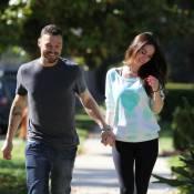 Megan Fox bien enceinte : Belle journée de fête avec son mari Brian Austin Green