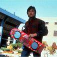 Michael J. Fox dans  Retour vers le futur 2 , 1989.
