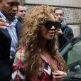 Beyoncé à Paris, le 4 juin 2012.