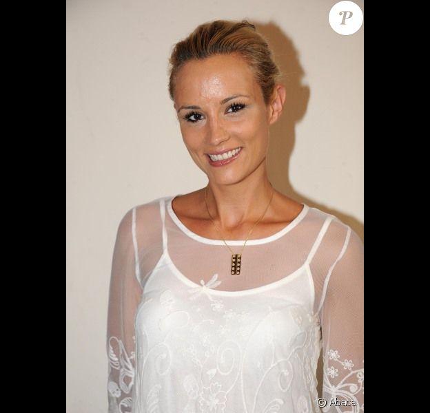 Elodie Gossuin le 10 mai 2012 à Paris