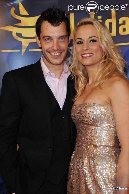 Elodie gossuin et son mari bertrand lacherie en f vrier 2012 paris - Elodie gossuin et bertrand lacherie ...
