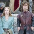 Lena Headey et Peter Dingklage dans  Game of Thrones.