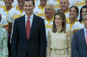 Letizia et Felipe : Ambiance chaleureuse au Pardo pour les voeux royaux des JO