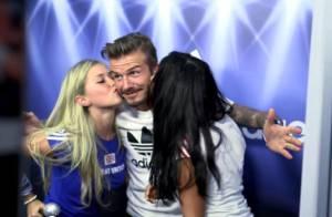 David Beckham : Surprise, larmes et joie pour les fans surpris par le Spice Boy
