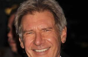 PHOTOS : Harrison Ford reçoit pour la fête des pères un cadeau  très... touchant !