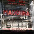 Les fans de Madonna sont déjà devant l'Olympia depuis deux jours, le 26 juillet 2012.