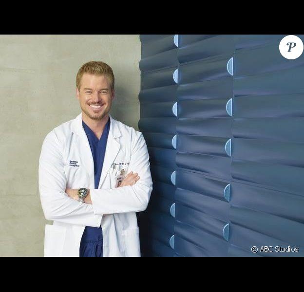 Eric Dane alias Mark Sloan dans Grey's Anatomy