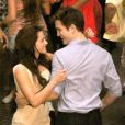 Robert Pattinson et Kristen Stewart au Brésil sur le tournage de Twilight en novembre 2010