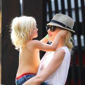 Gwen Stefani, sensations fortes à New York avec ses deux fils