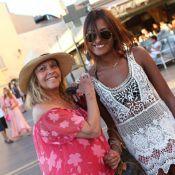 Chantal Goya s'éclate avec sa ravissante petite-fille Samantha à Saint-Tropez !