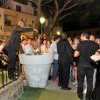 La soirée du 6 août 2012 au VIP ROOM de Saint-Tropez