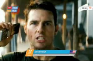 Kristen Stewart et Tom Cruise médaillés aux Jeux Olympiques ?