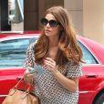 Ashley Greene, star élégante chaussée de talons Barbara Bui pour battre le pavé de Los Angeles. Le 3 août 2012.