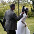 Mariage de Natalie Portman et Benjamin Millepied le 4 août 2012 à Big Sur en Californie