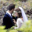 Mariage de l'actrice Natalie Portman et Benjamin Millepied le 4 août 2012 à Big Sur en Californie