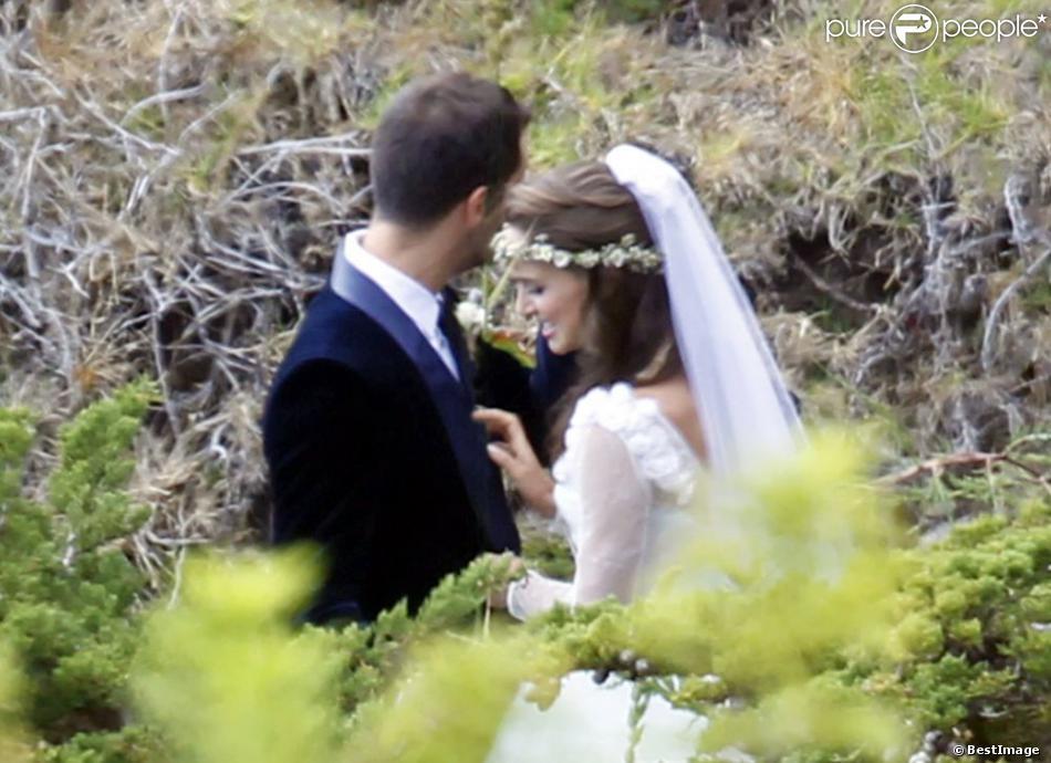 Mariage De L Actrice Natalie Portman Et Benjamin Millepied Le 4 Août