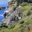 Cadre paradisiaque du mariage de Natalie Portman et Benjamin Millepied le 4 août 2012 à Big Sur en Californie