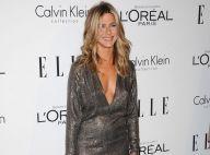 Jennifer Aniston fiancée : Retour sur son look sexy et ses belles jambes