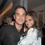 Robbie Williams et Ayda Field, enceinte : Muscles contre ventre rond, le duel