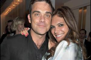 Robbie Williams et Ayda Field, enceinte : Muscles contre ventre rond, le duel