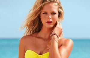 Erin Heatherton : En bikini sexy, la chérie de Leonardo DiCaprio relance l'été