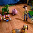 Le T-Rex et ses amis dans  Toy Story 3  (2011).