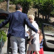 Michelle Williams : Son amoureux Jason Segel veut être un beau-père parfait